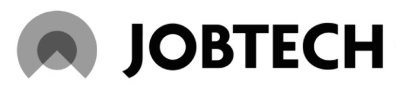 Jobtech logo b&w